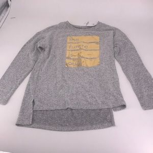 NWT Crazy 8 Girls Size 7-8 Long Sleeved Shirt